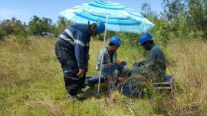 Étude hydrogéologique - côte Est de Madagascar
